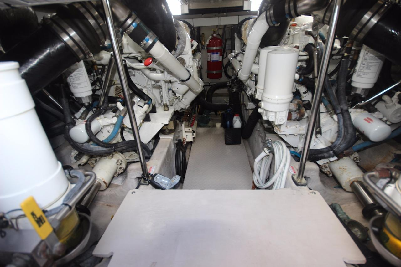 ENGINES ROOM