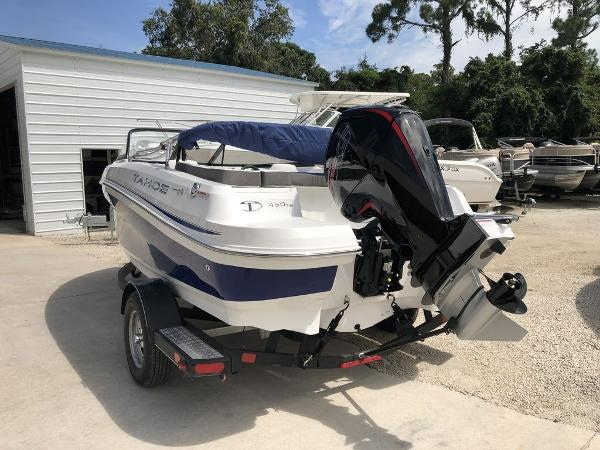 2019 Tahoe boat for sale, model of the boat is 450 TS & Image # 8 of 14