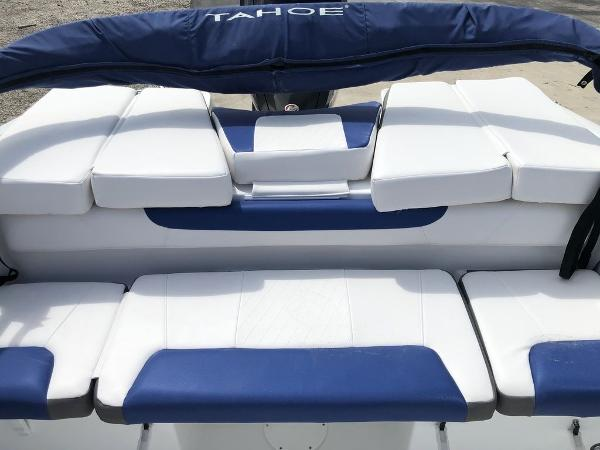 2019 Tahoe boat for sale, model of the boat is 450 TS & Image # 10 of 14