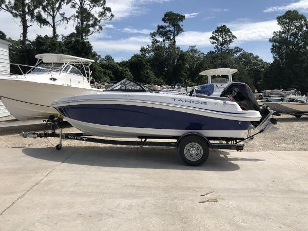 2019 Tahoe boat for sale, model of the boat is 450 TS & Image # 1 of 14