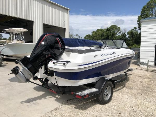 2019 Tahoe boat for sale, model of the boat is 450 TS & Image # 11 of 14