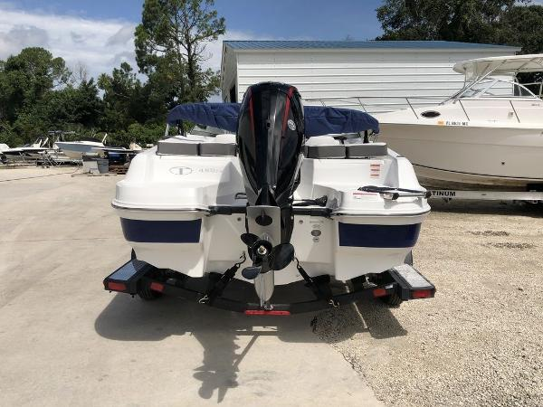 2019 Tahoe boat for sale, model of the boat is 450 TS & Image # 12 of 14