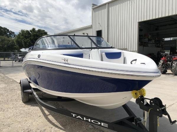 2019 Tahoe boat for sale, model of the boat is 450 TS & Image # 14 of 14