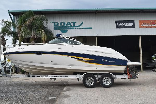 2002 CHAPARRAL 235 SSI for sale