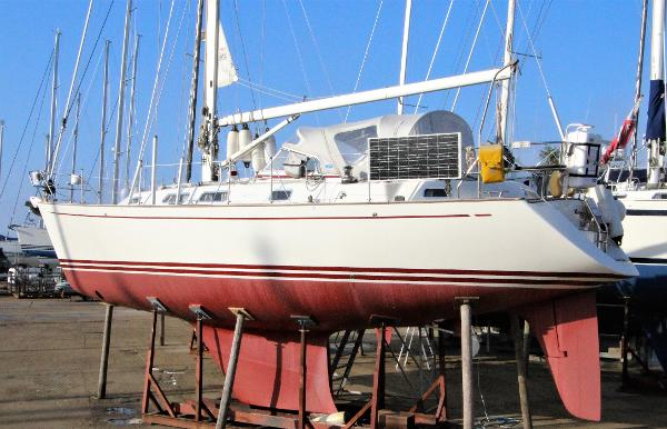 Najad 380 used boat for sale from Boat Sales International