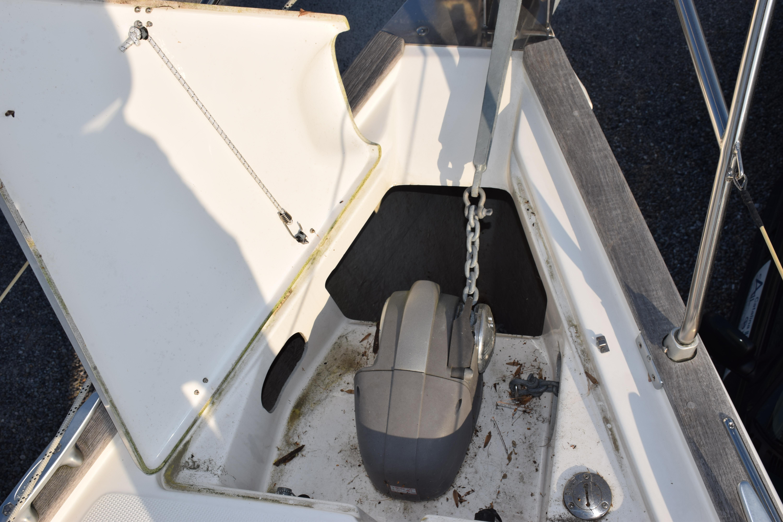 Anchor Windlass & Locker