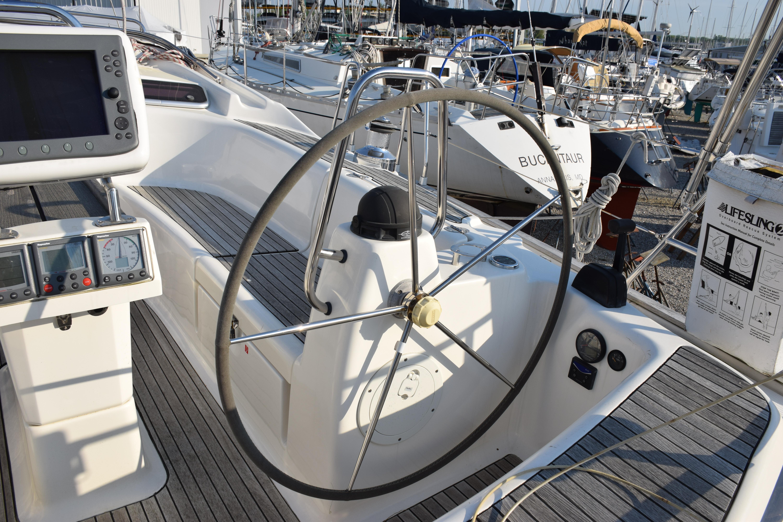 Starboard Steering