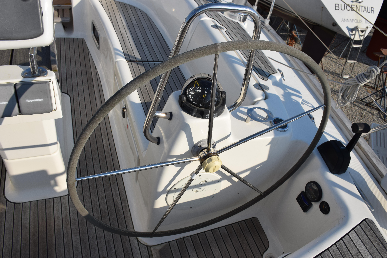 Starboard Steering Station