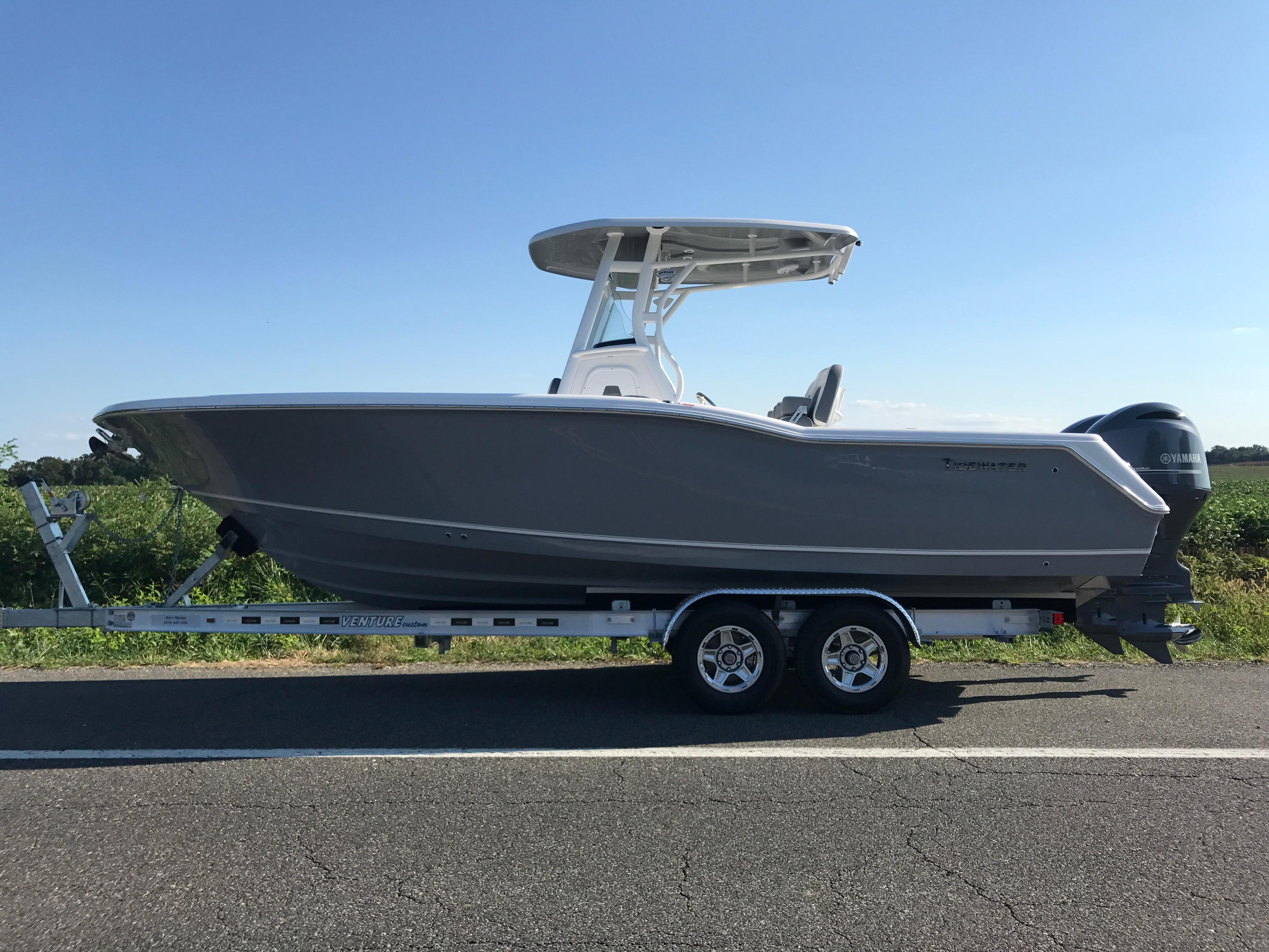 New Tidewater 252 CC Adventure Boats For Sale - Jim's Marine