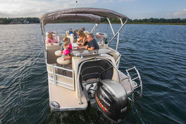 New 2016 Aqua Patio 240 CB For Sale In Selbyville Delaware  : 4431513201312051047565672LARGE from www.boatbuys.com size 600 x 400 jpeg 54kB
