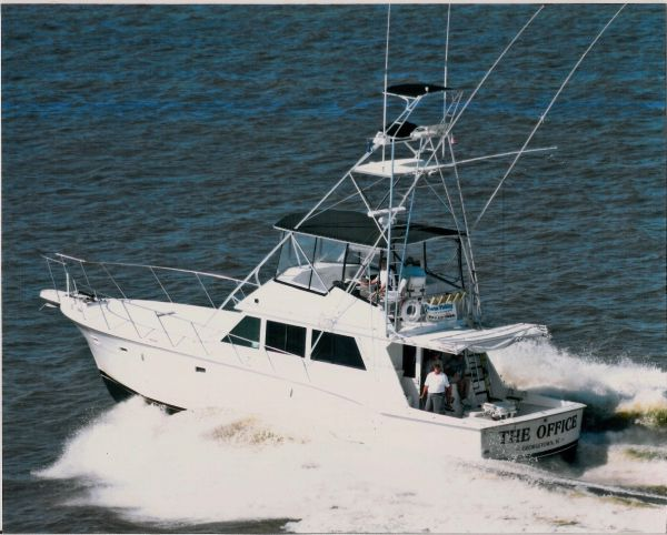 1987 hatteras w cats sportfish for sale for 50 ft motor yachts for sale