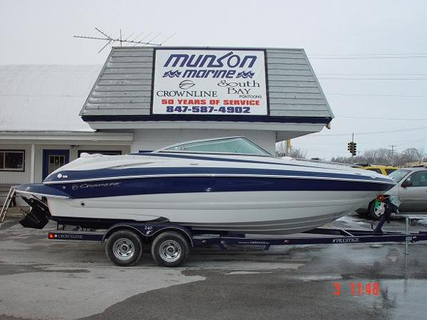 2010 Crownline 240 LS For Sale