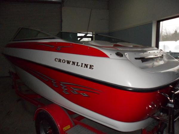 2004 Crownline 192 BR For Sale