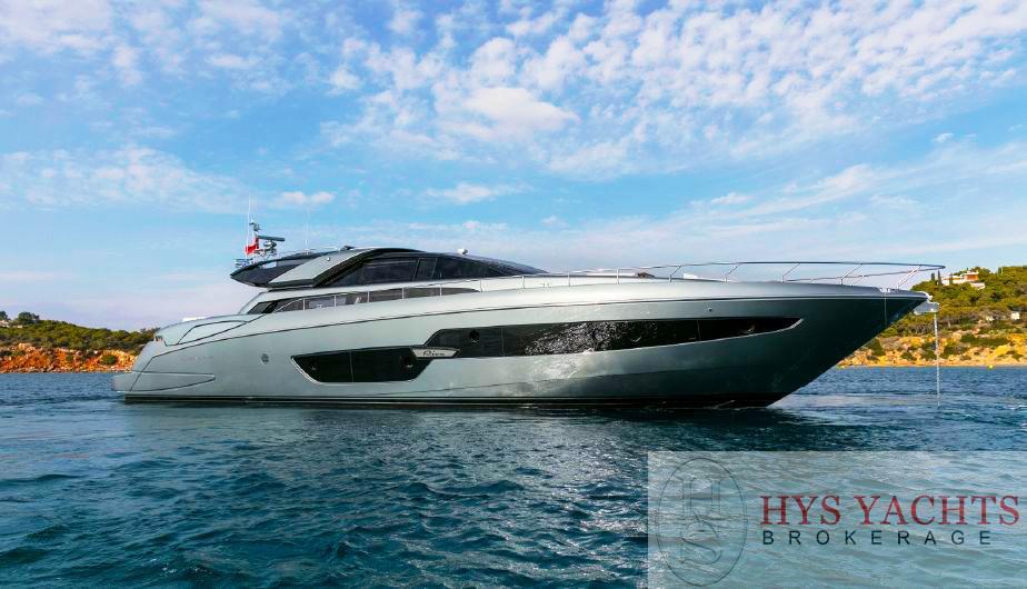 88 ft Riva 88′ Domino Super