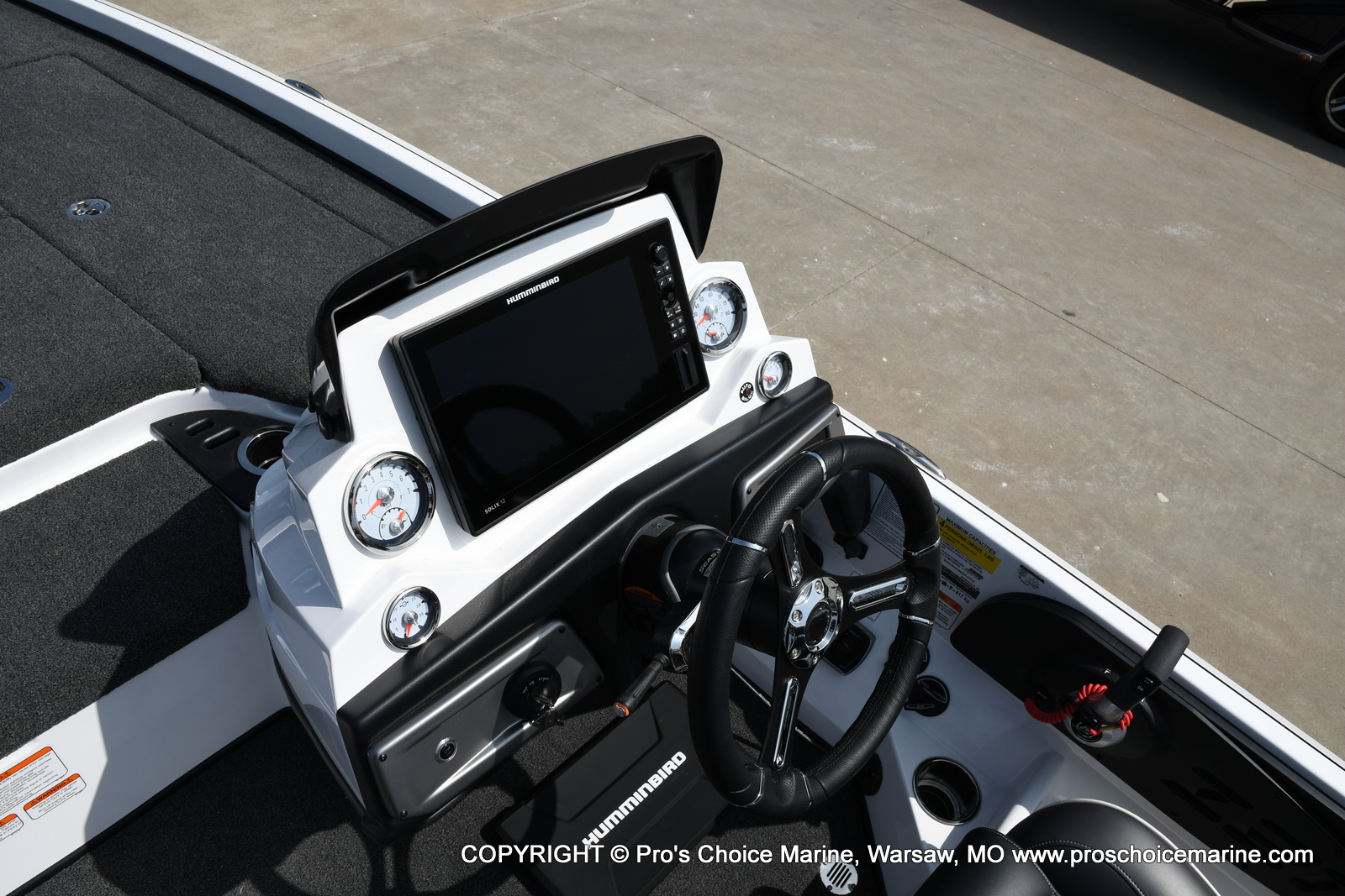 2021 Nitro boat for sale, model of the boat is Z21 Pro Package & Image # 18 of 50