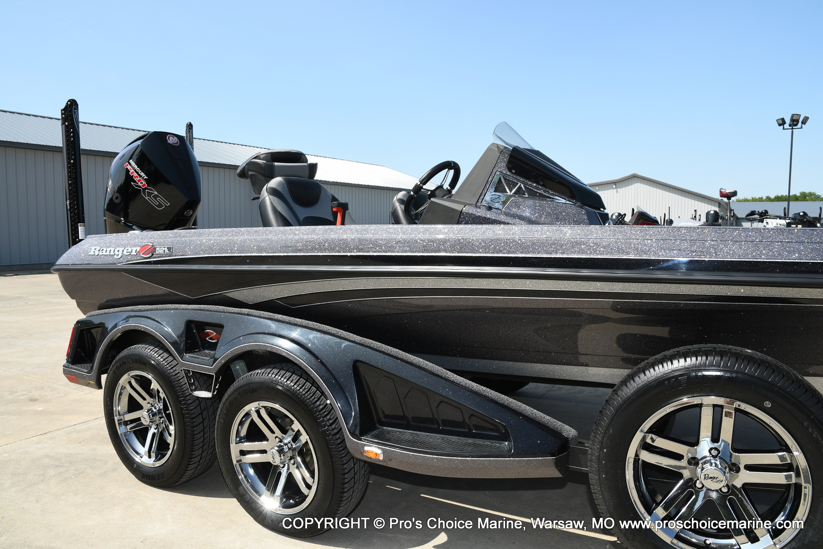 2021 Ranger Boats boat for sale, model of the boat is Z521L RANGER CUP EQUIPPED & Image # 13 of 50