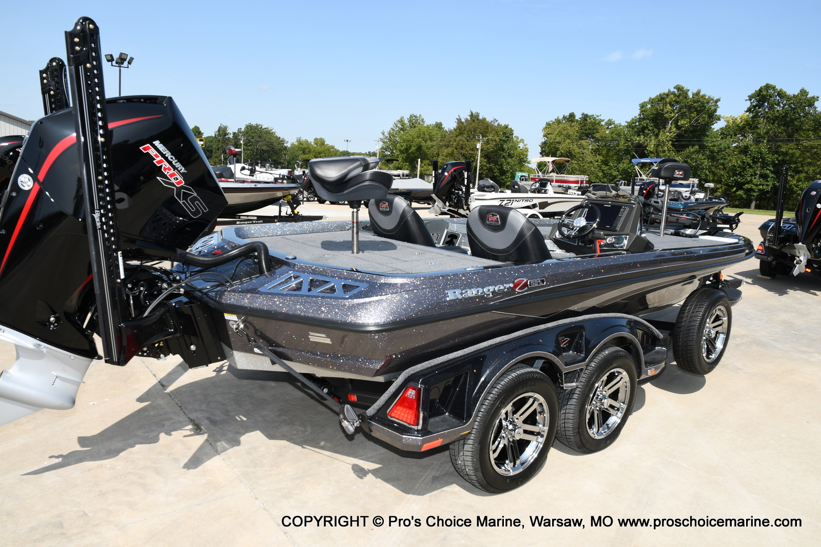 2021 Ranger Boats boat for sale, model of the boat is Z521L RANGER CUP EQUIPPED & Image # 34 of 50