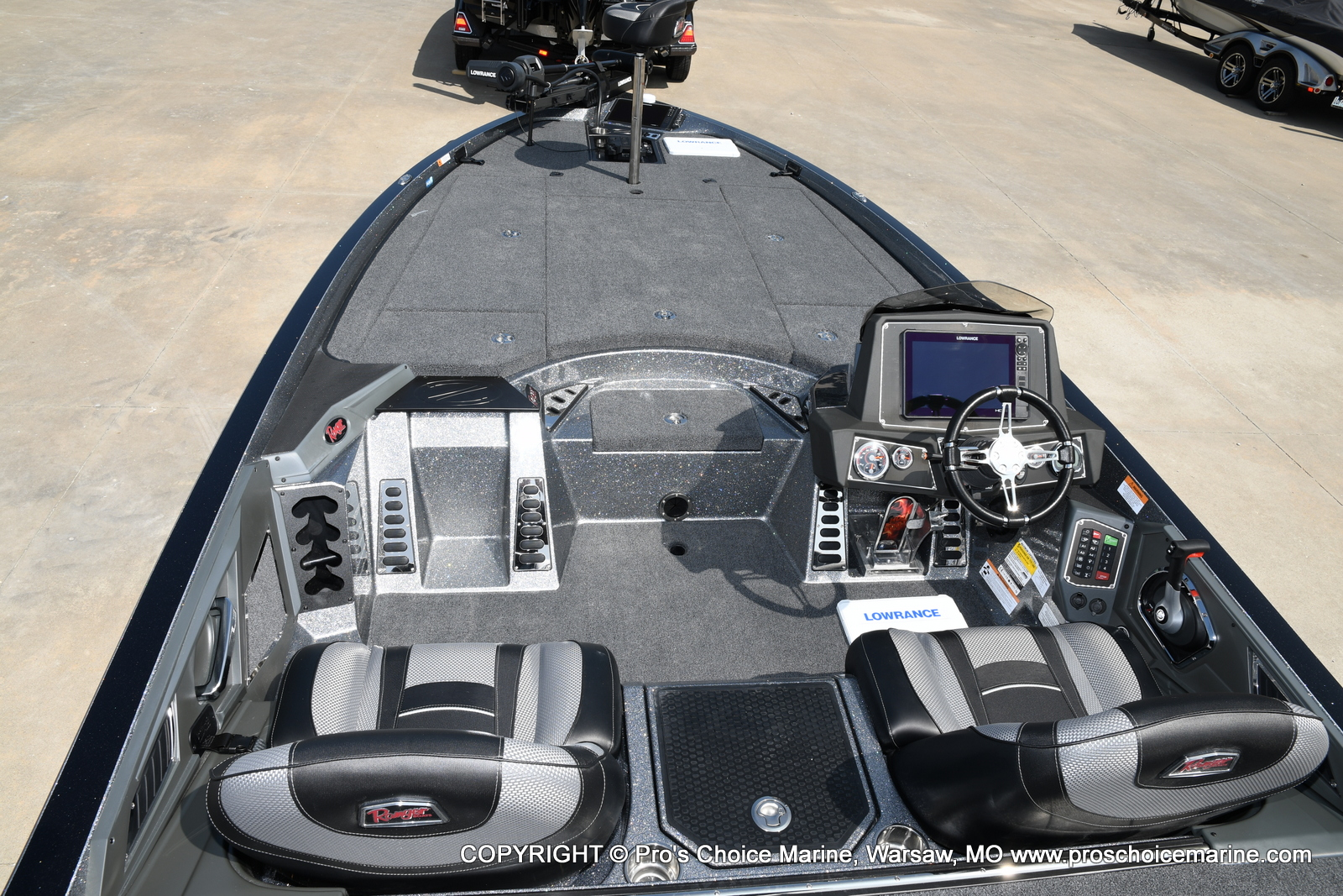 2021 Ranger Boats boat for sale, model of the boat is Z521L RANGER CUP EQUIPPED & Image # 41 of 50