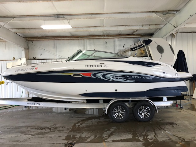 2010 RINKER FLOTILLA 228 for sale