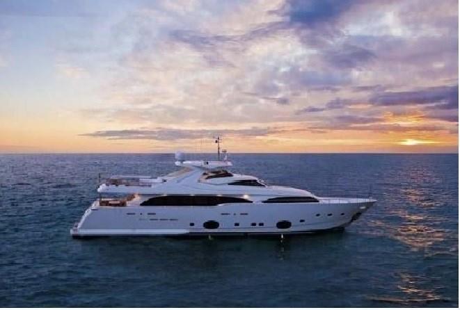 Ferretti Custom Line 112 Sister Boat
