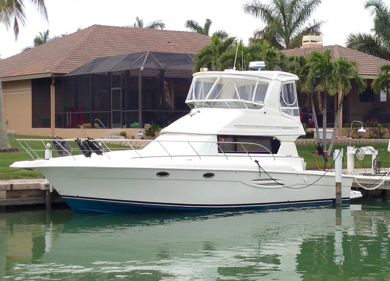 42 silverton 2003 for sale in marco island naples for The silverton