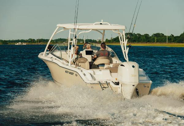 2021 Key West boat for sale, model of the boat is 239DFS & Image # 3 of 25