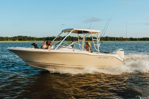 2021 Key West boat for sale, model of the boat is 239DFS & Image # 24 of 25