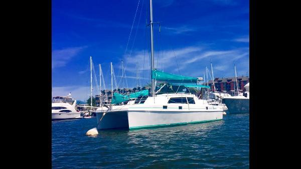 36' Endeavour Catamaran 36