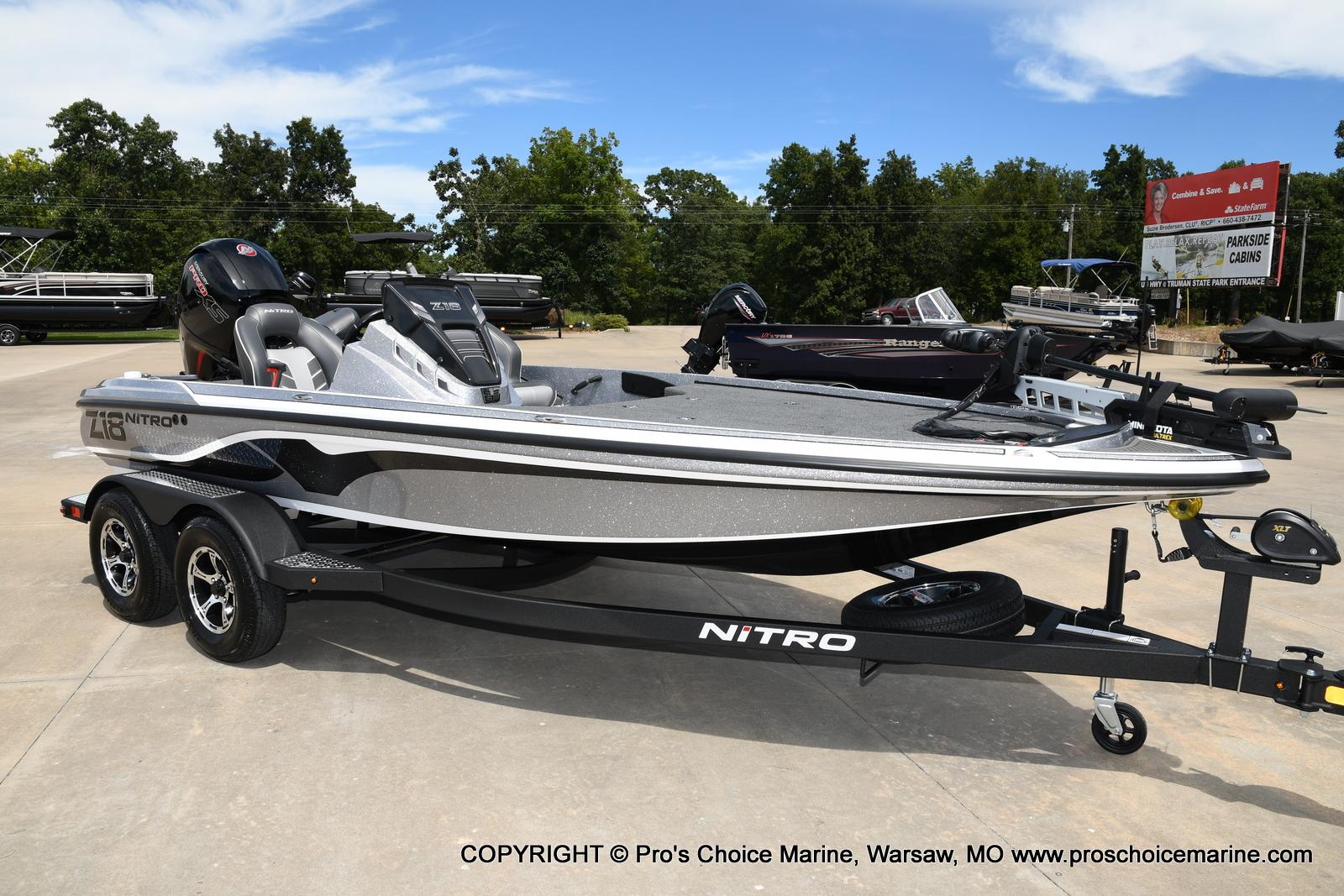 2021 Nitro boat for sale, model of the boat is Z18 & Image # 50 of 50