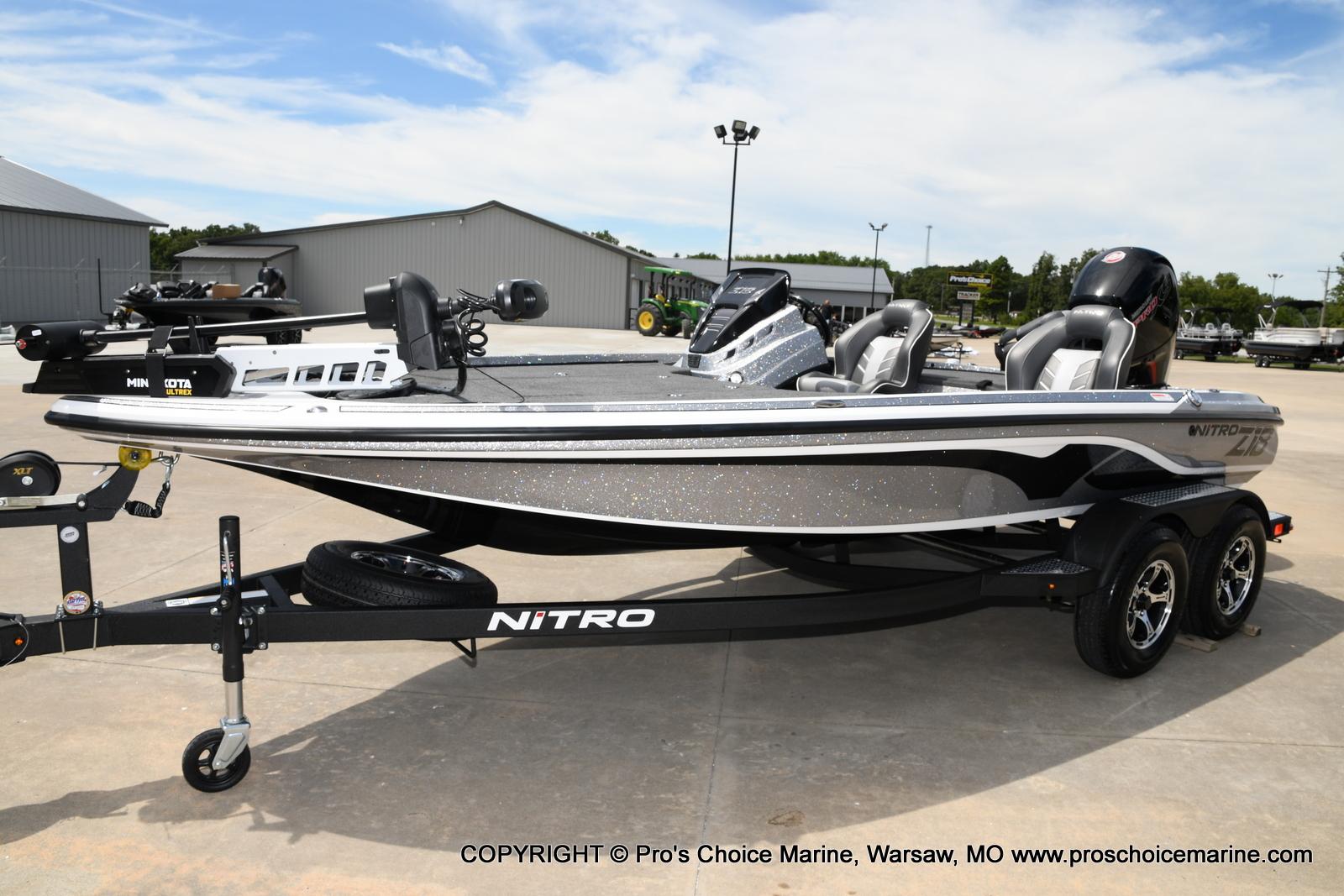 2021 Nitro boat for sale, model of the boat is Z18 & Image # 15 of 50
