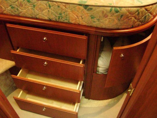 Guest Stateroom Cedar Closet