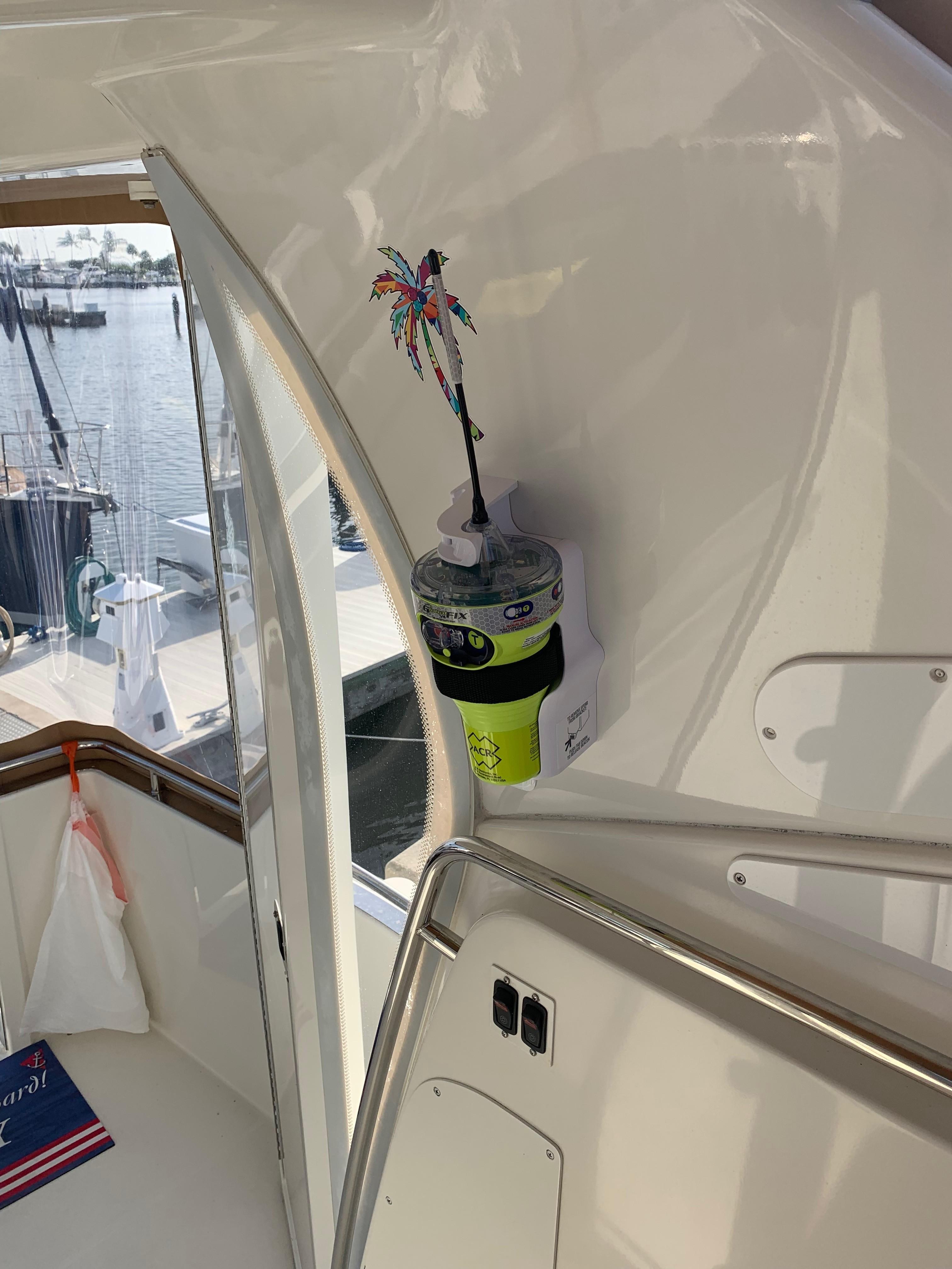 Carver 36 Motor Yacht - New Epirb