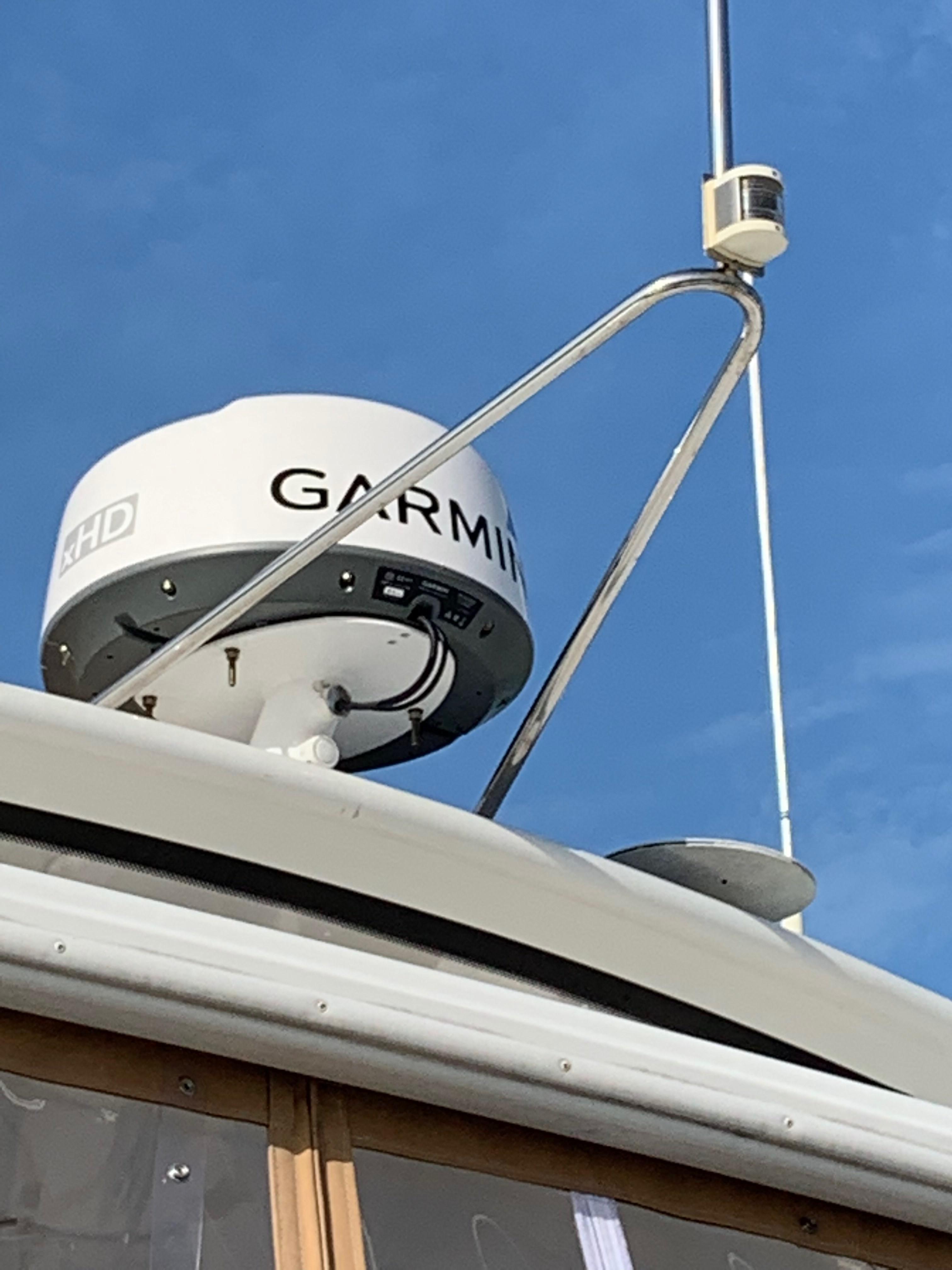 Carver 36 Motor Yacht - New 18HD Radar