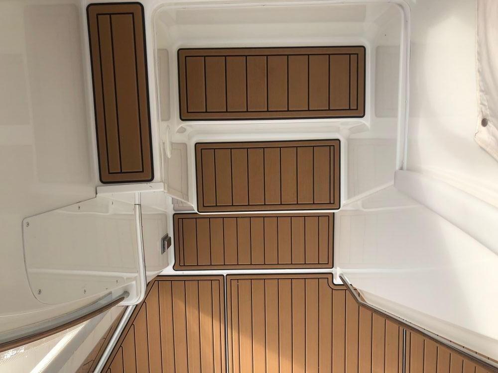 Carver 36 Motor Yacht - Seadek Steps