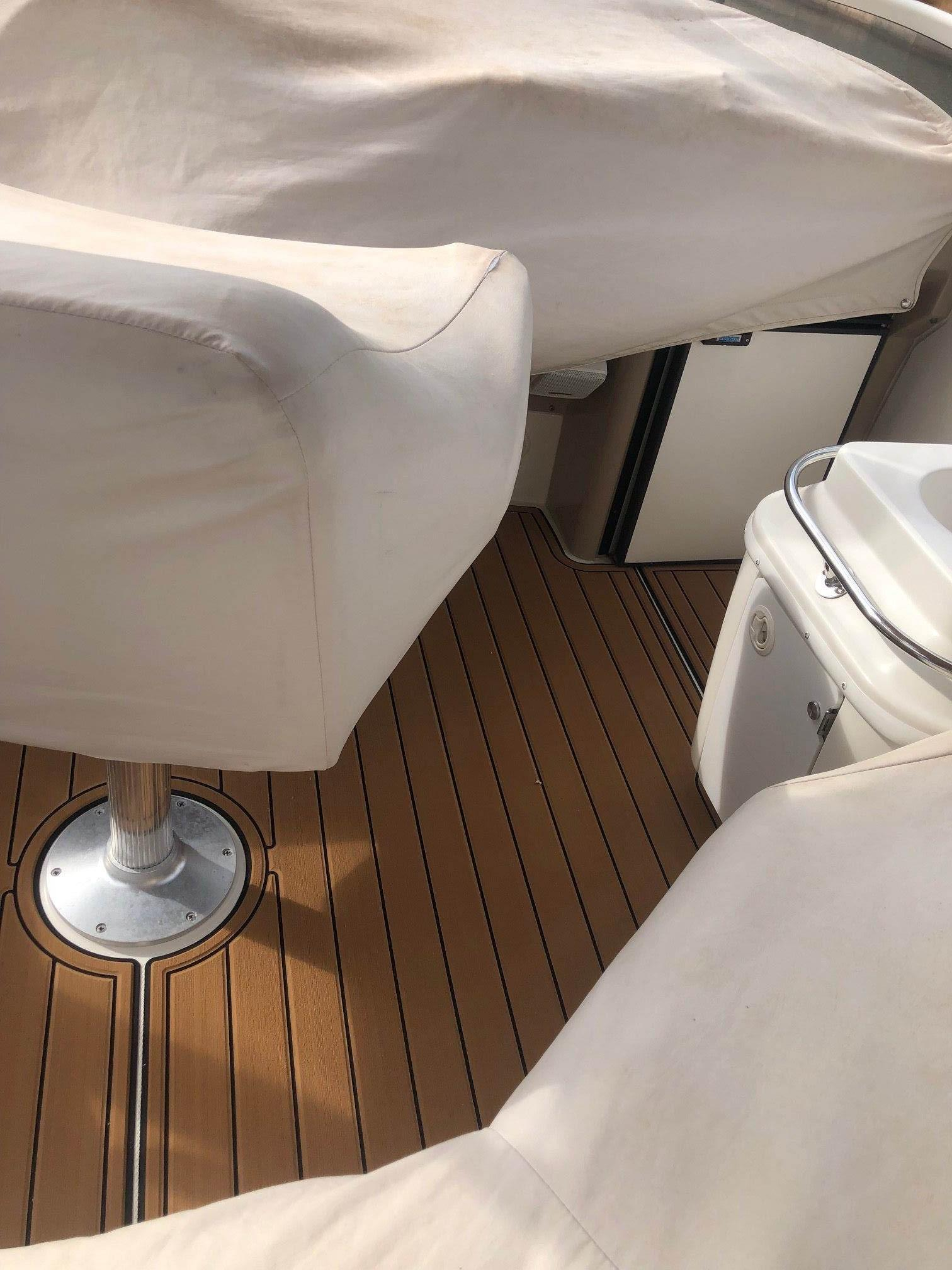 Carver 36 Motor Yacht - Seadek Just installed 10/2019