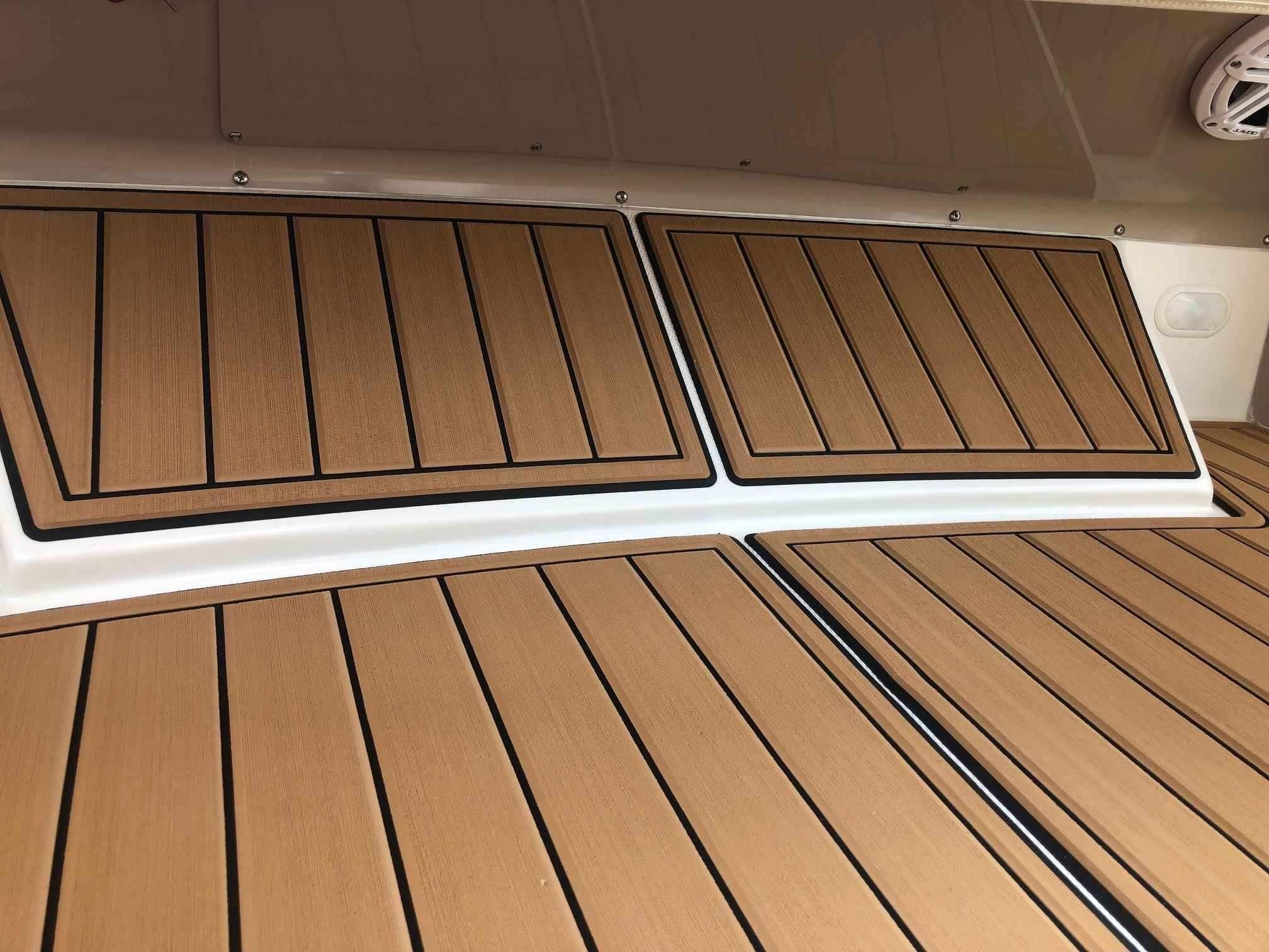 Carver 36 Motor Yacht - Seadek Flooring