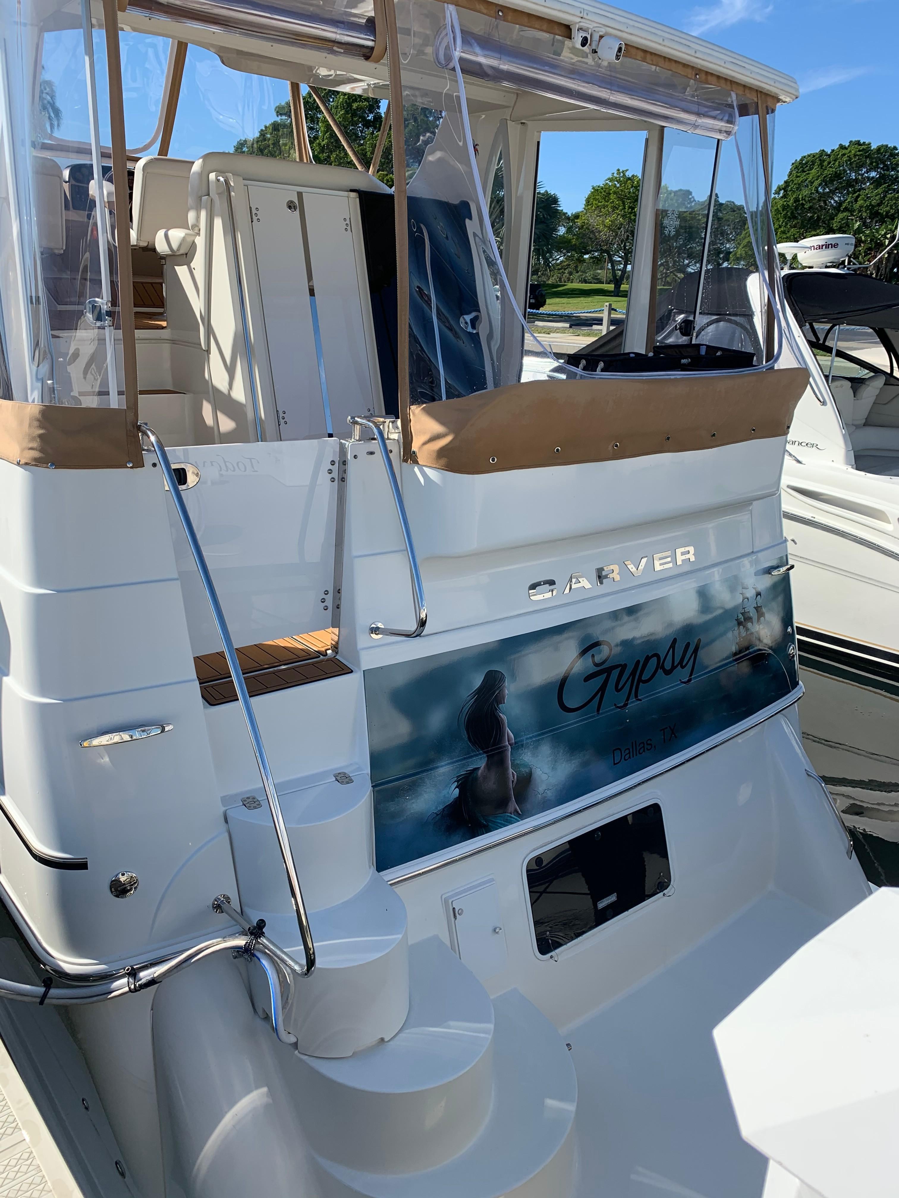 Carver 36 Motor Yacht - Photo: #92