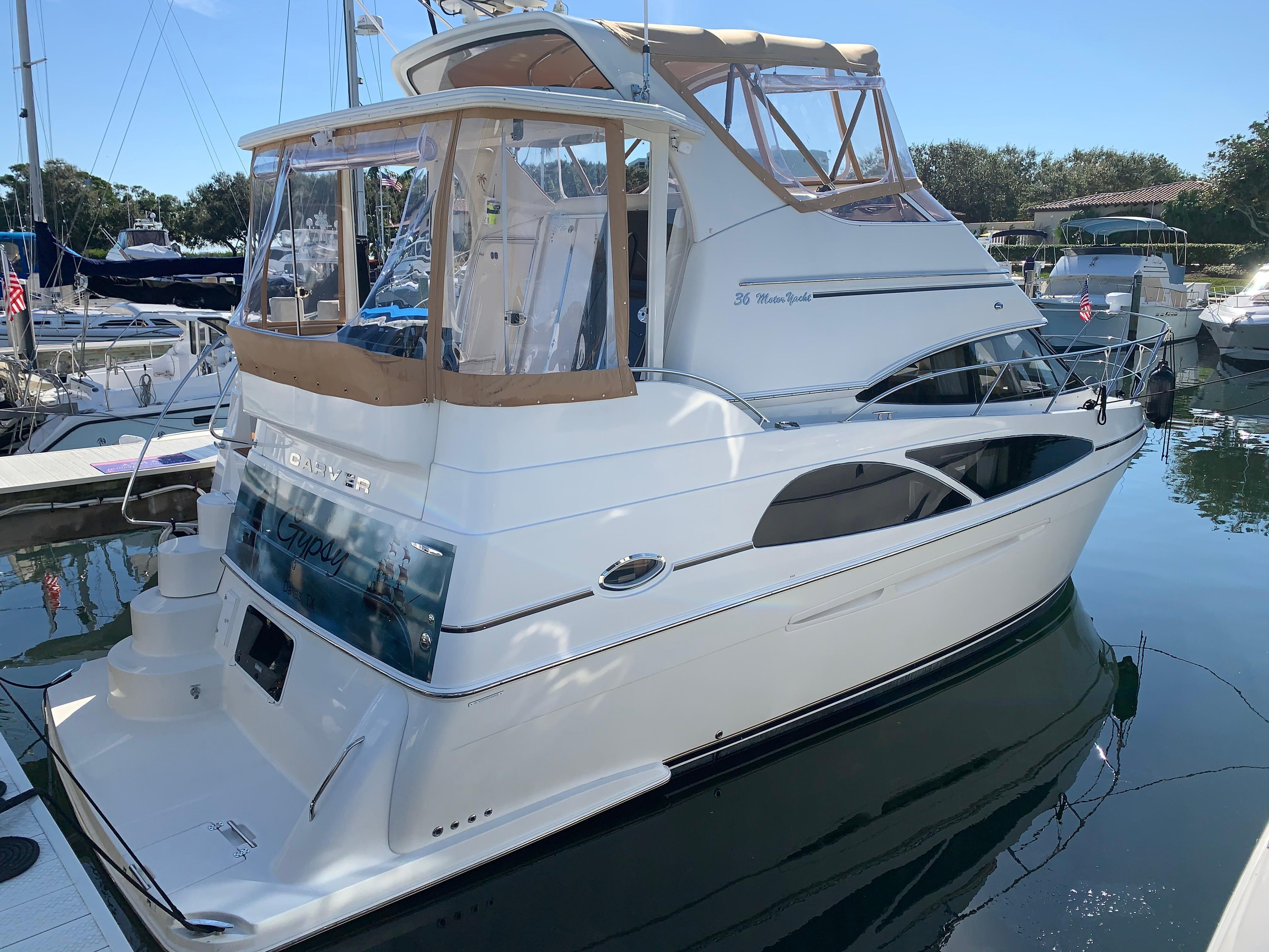 Carver 36 Motor Yacht - Photo: #94