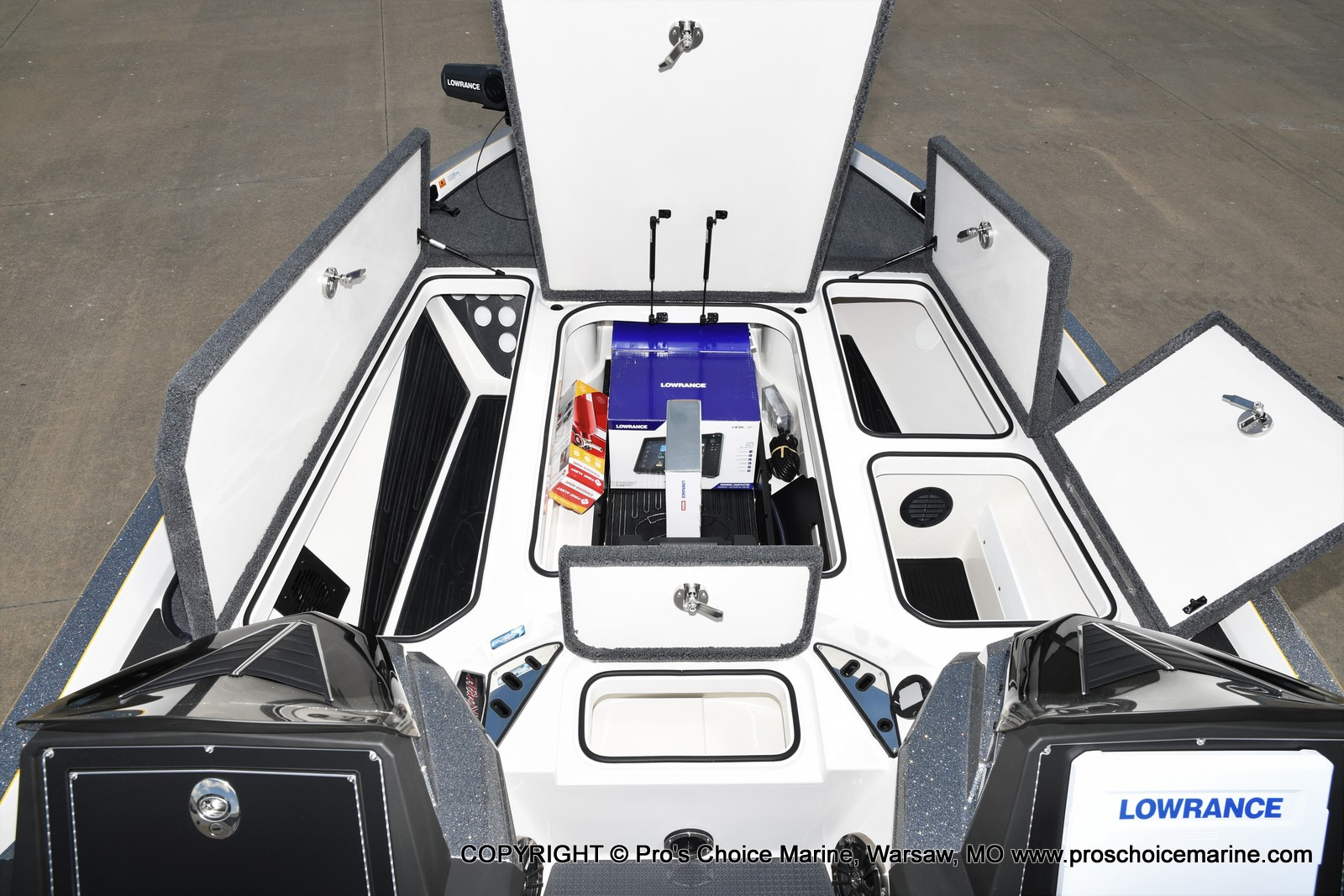 2021 Ranger Boats boat for sale, model of the boat is Z520L Cup Equipped DUAL CONSOLE & Image # 23 of 50