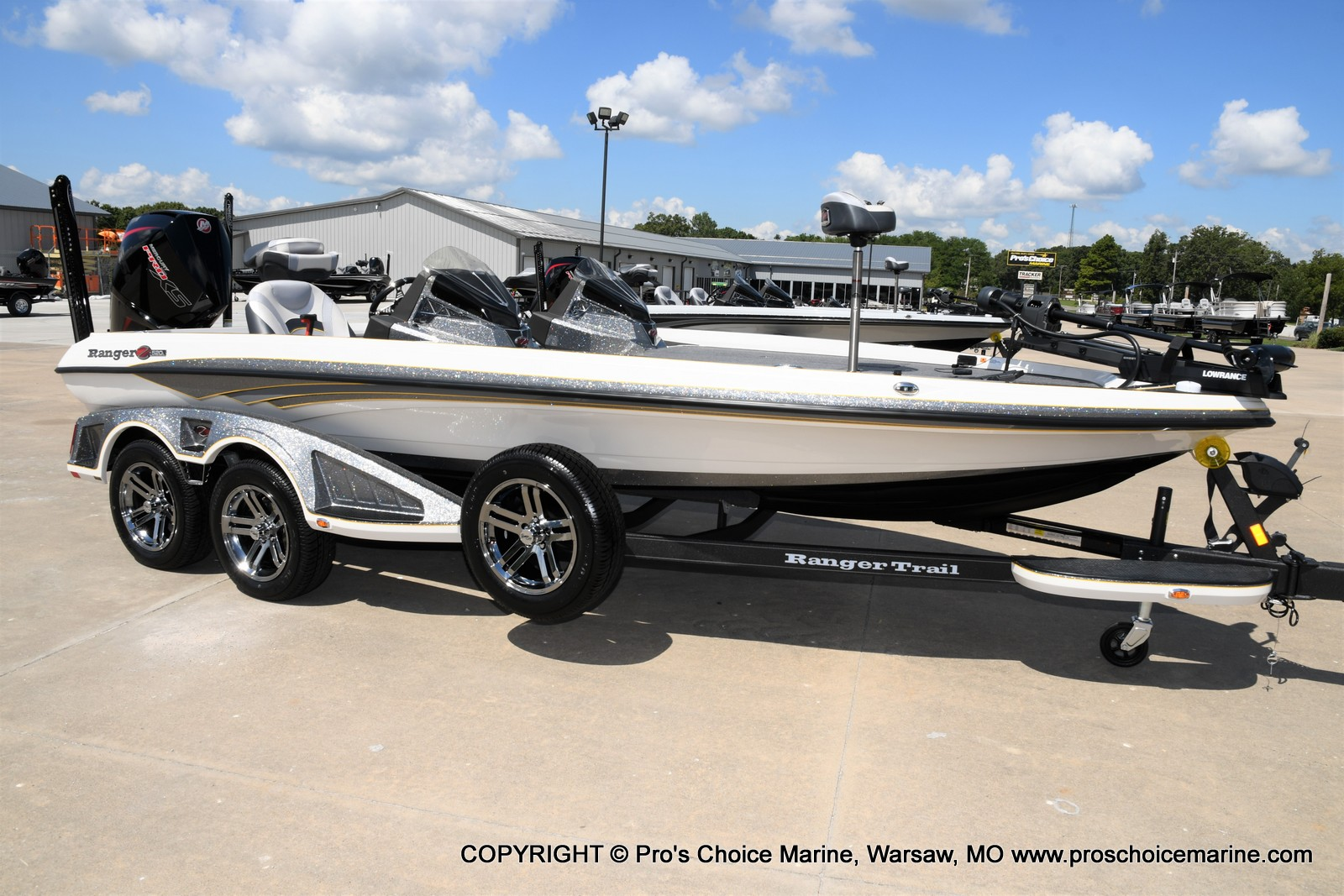 2021 Ranger Boats boat for sale, model of the boat is Z520L Cup Equipped DUAL CONSOLE & Image # 26 of 50