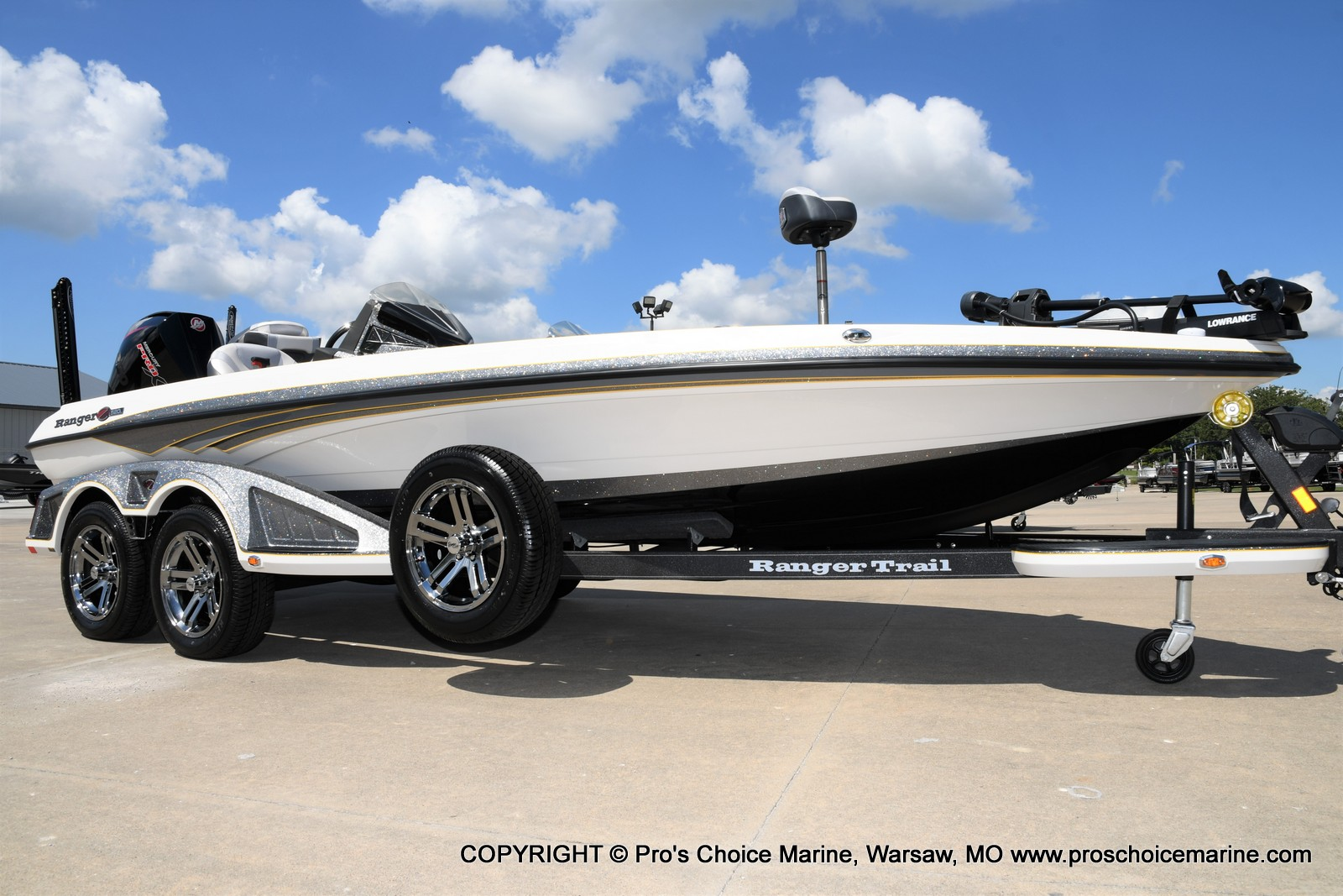 2021 Ranger Boats boat for sale, model of the boat is Z520L Cup Equipped DUAL CONSOLE & Image # 27 of 50