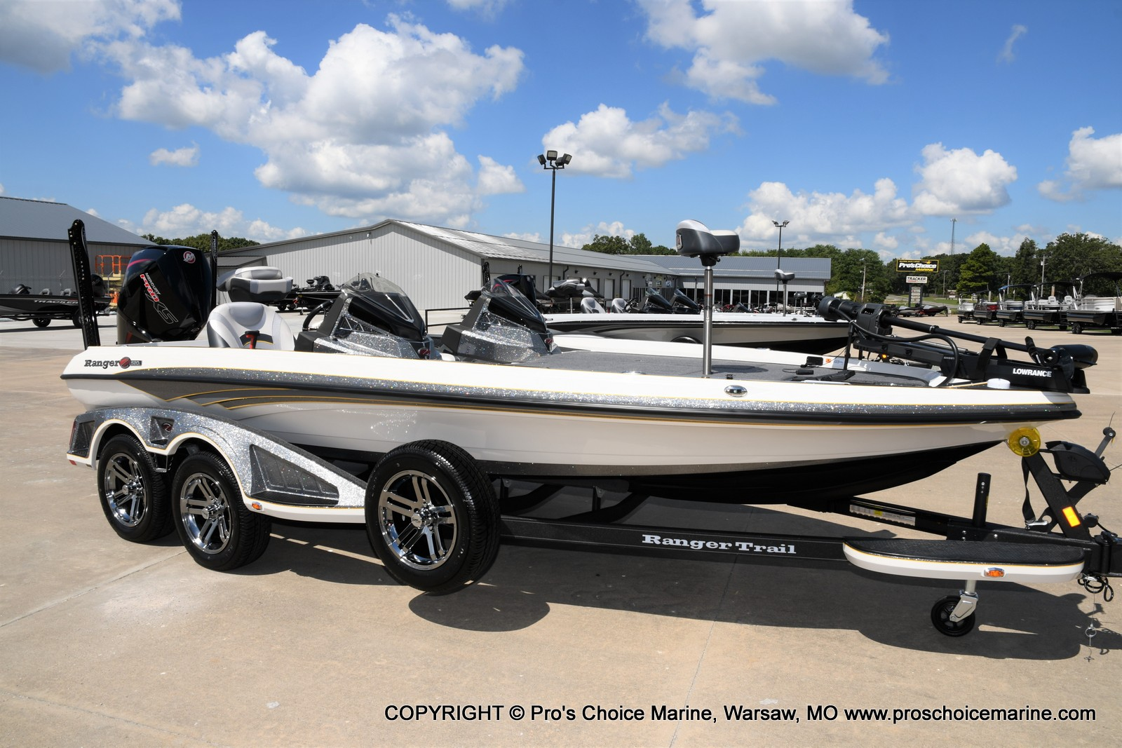 2021 Ranger Boats boat for sale, model of the boat is Z520L Cup Equipped DUAL CONSOLE & Image # 39 of 50