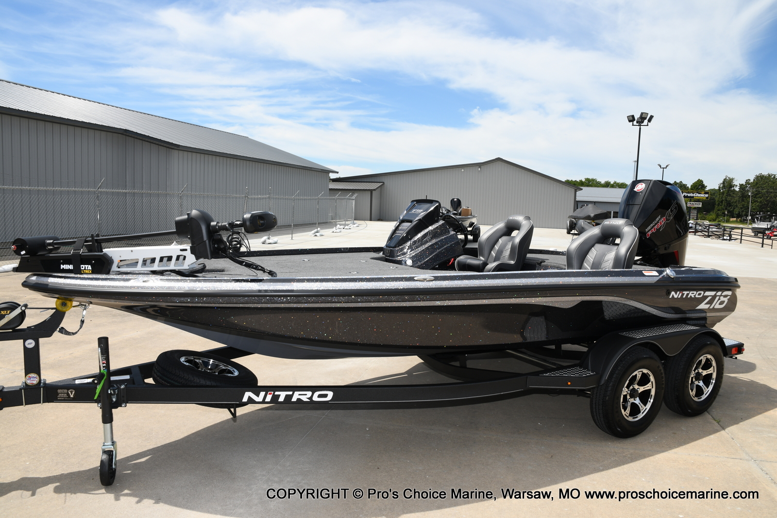 2021 Nitro boat for sale, model of the boat is Z18 w/175HP Pro-XS & Image # 39 of 50