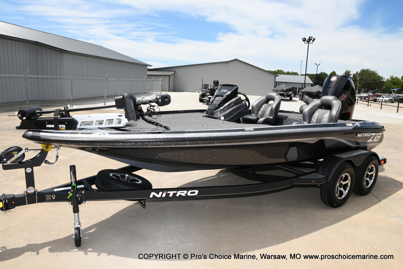 2021 Nitro boat for sale, model of the boat is Z18 w/175HP Pro-XS & Image # 43 of 50