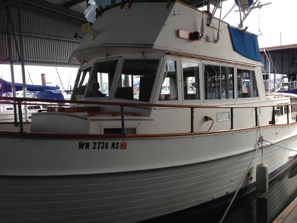 Picture Of:  36' Grand Banks 36 1977Yacht For Sale | 1 of 34