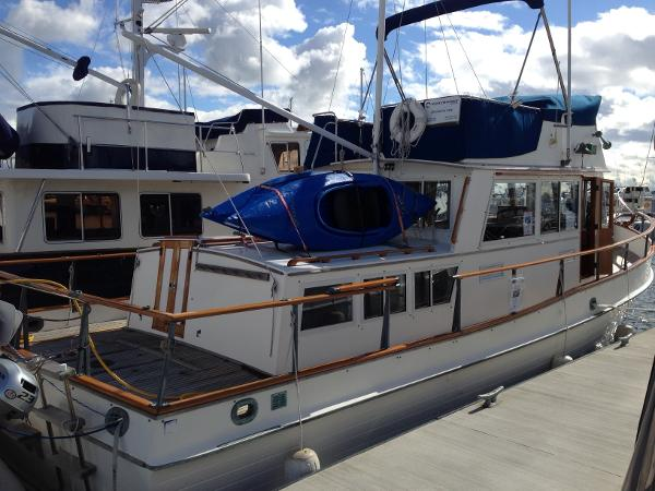 Picture Of:  36' Grand Banks 36 1977Yacht For Sale | 3 of 34