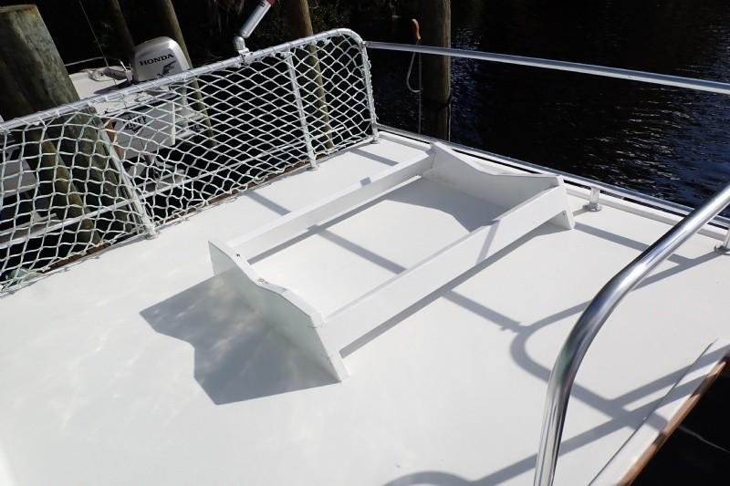 Dinghy Cradle