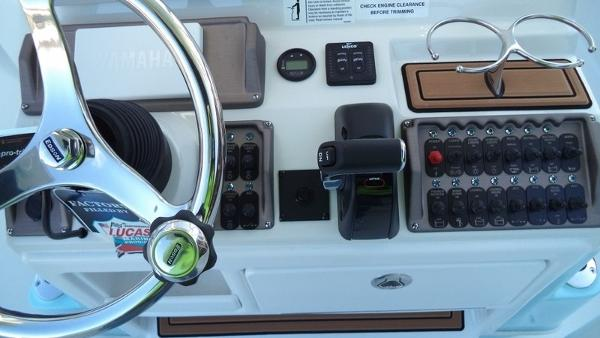 2018 Triton boat for sale, model of the boat is 260 LTS Pro & Image # 23 of 24