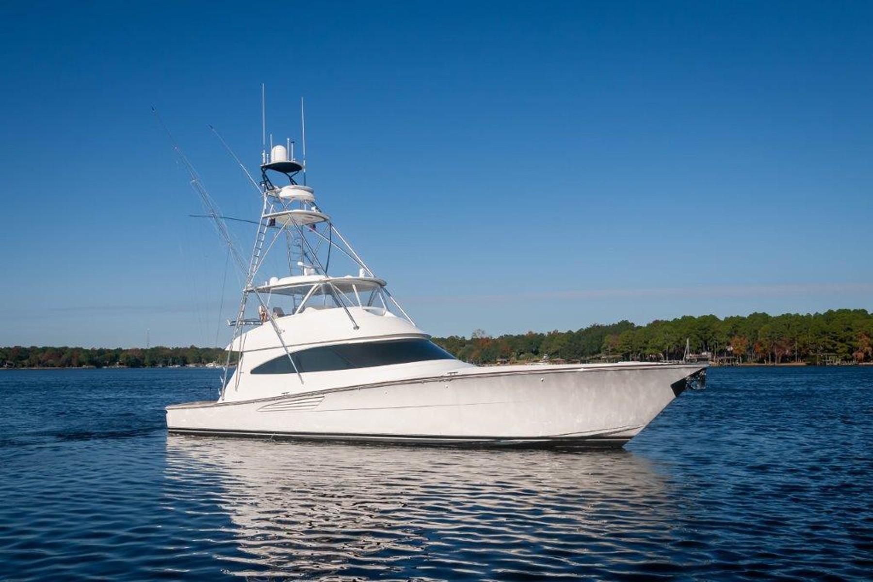 2019 Viking 68 Cnv Starboard Profile