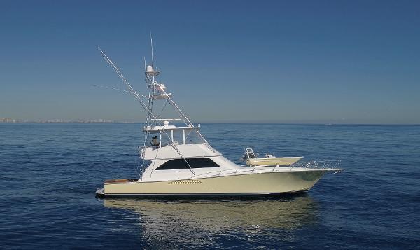 Main Starboard Profile